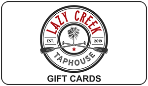 Lazy Creek Taphouse Gift Cards